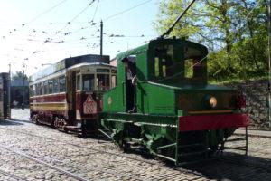 Blackpool Corporation Electric Locomotive (aka No. 717)