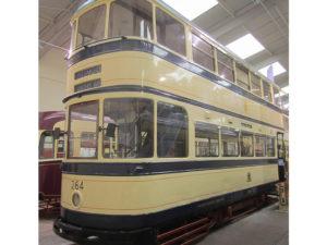 Sheffield Corporation Transport No. 264