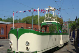 Blackpool 236 – further restoration work