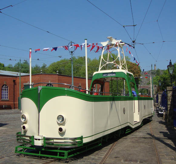 Blackpool 236 – further restoration work - Crich Tramway ...