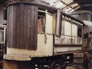 Hull City Tramways Milnes tramcar