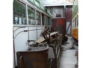 Manchester, Bury, Rochdale, Oldham steam tram No. 84