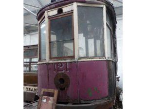 Nottingham Corporation Tramways 121