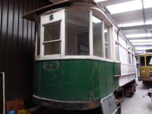 Nottingham Corporation Tramways 166