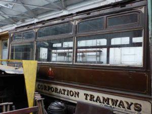Nottingham Corporation Tramways 92
