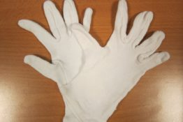 Gloves or No Gloves – that is the question!