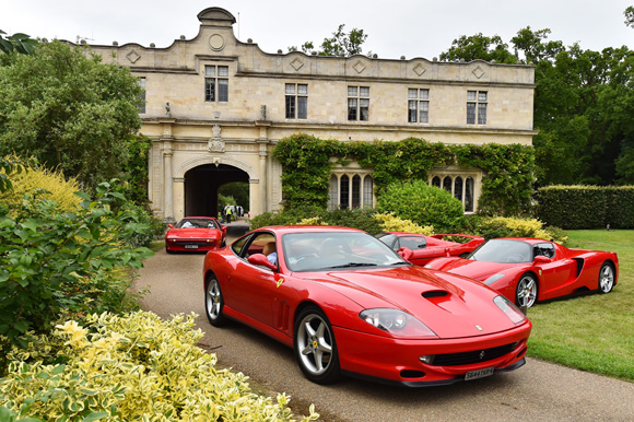 The Ferrari Owners  Club will be visiting with around 20 vehicles. 5ef1c48942e2