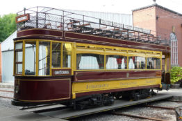 National Tramway Museum Welcomes Bournemouth 85 Tramcar