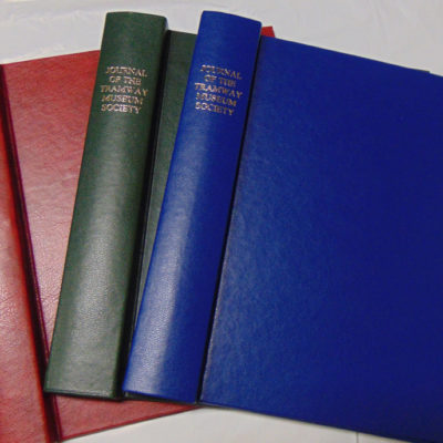 TMS Journal Bookbinders