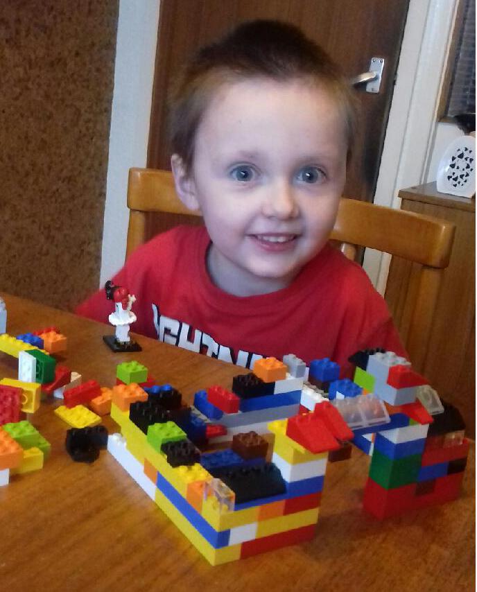 Everyone's favourite play bricks!