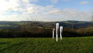 Visualisation of WW1 memorial scultures Musson&Retallick