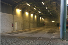 Depot Refurbishment Project Update – Ready to Go