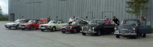 Knighton Historic Vehicle Club