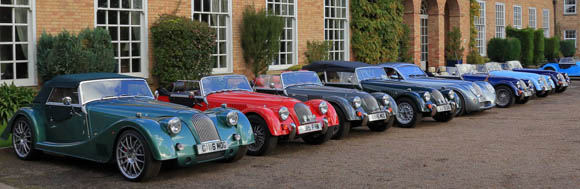 Morgan line up