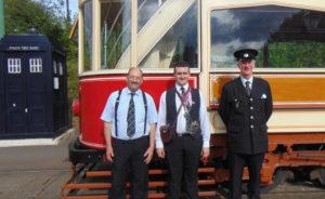 Volunteer Tram Crew