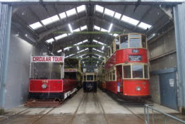 Depot Refurbishment Update