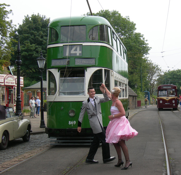 Event at Crich