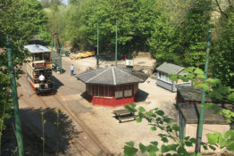 Crich Tramway Village wins National Lottery Support