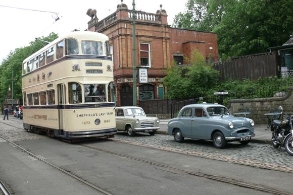 Classic Vehicle Gathering
