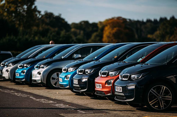BMWi3 Line up