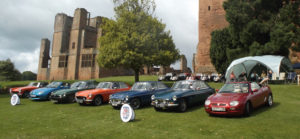 Coventry & Warwick MG Owners Club