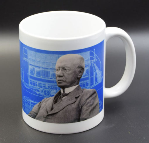 Michael Holroyd Smith Mug