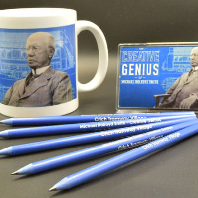 Holroyd Smith Mug, Magnet and Pencil Collection