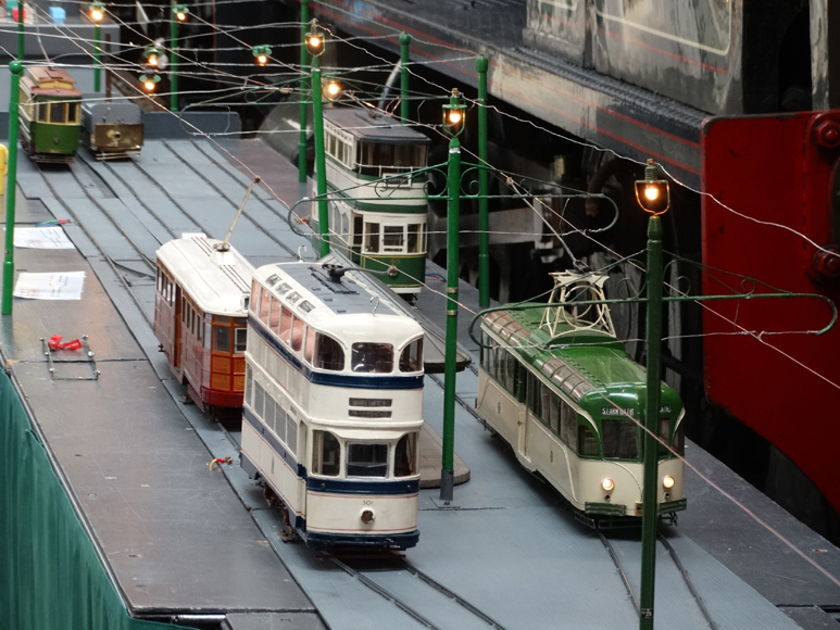 Manchester Model Railway Society Tramway