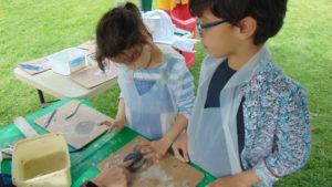 Eco activities on Derwent View