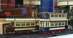 Robert Whetstone Tram 116 Scale