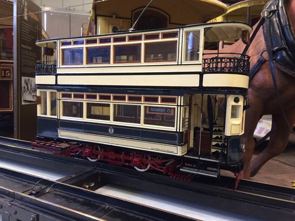 Example of a Robert Whetstone Tram