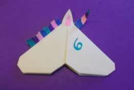 Make a Unicorn Bookmark