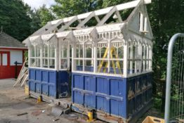 Restoring our 19th Century Cabmen's Shelter – Update