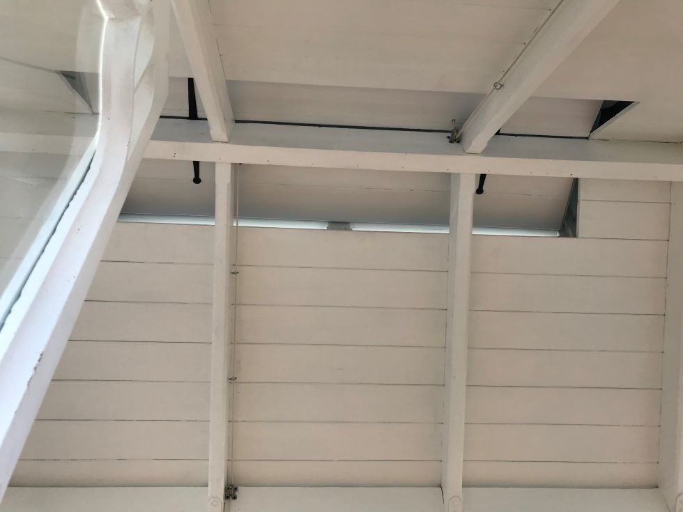 Ventilation hatches
