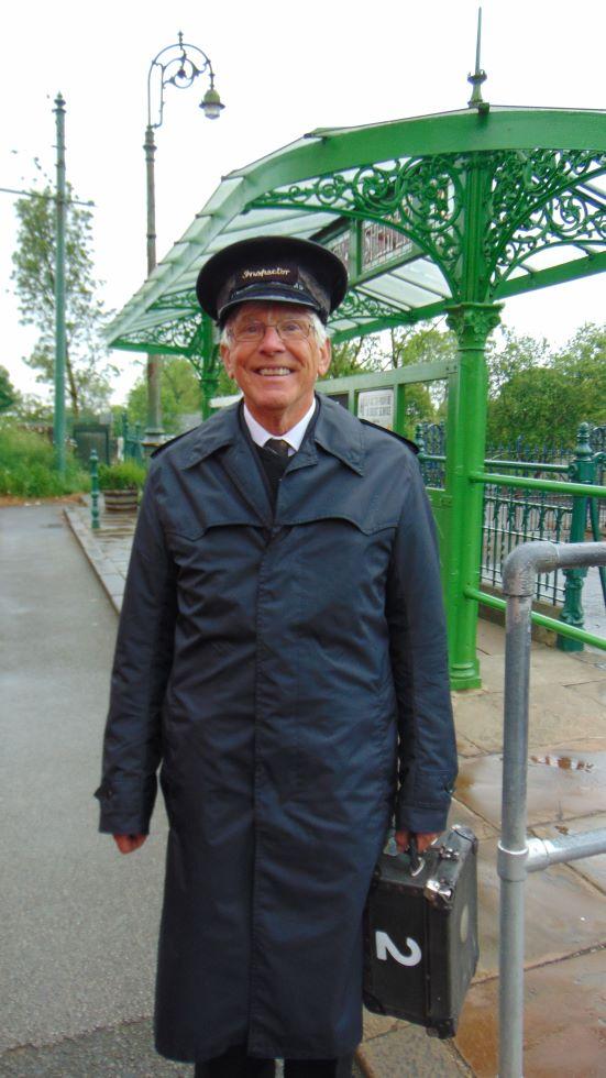 Andrew Willis -Duty Inspector
