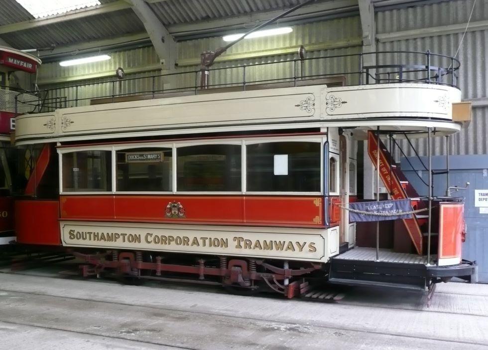 Southampton Corporation 45