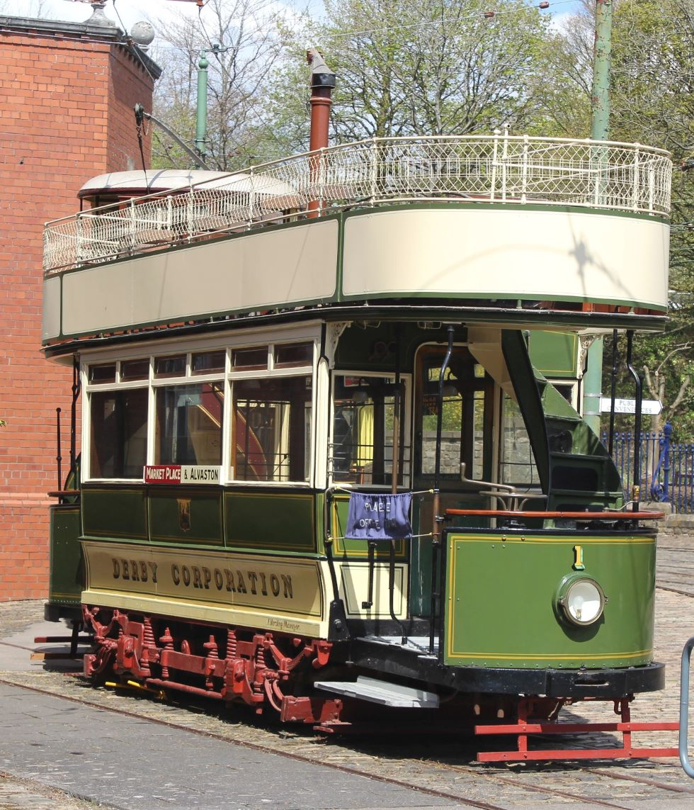 Derby 1 Crich 2 May 2021 - Photo Paul Abell