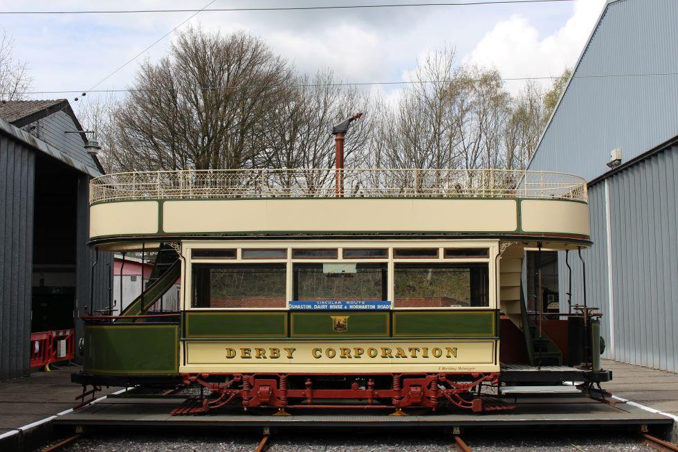 Derby Corporation No. 1. Photo John Huddlestone