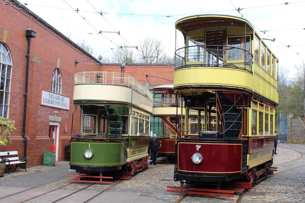 Derby and Chesterfield Corporation No. 7. Photo John Huddlestone