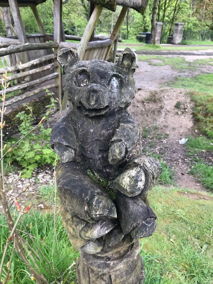 Woodland teddy