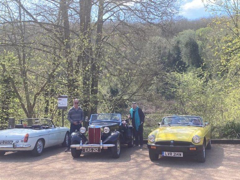 Shropshire MGs
