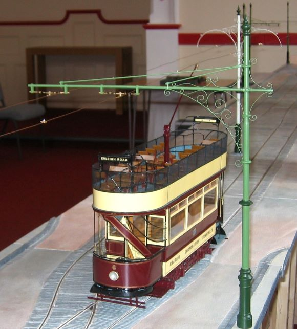 Reading Model Tram