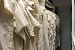 Behind-the-scenes: Caring for our Collections