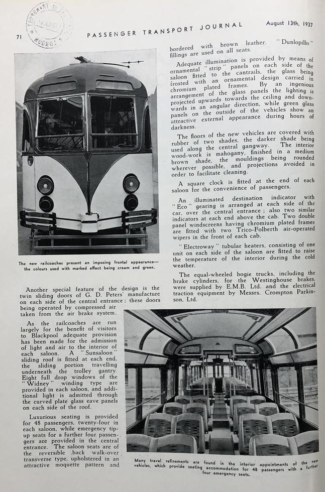 Passenger Transport Journal