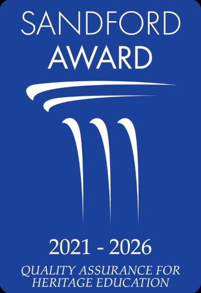 Sandford Award Logo 2021
